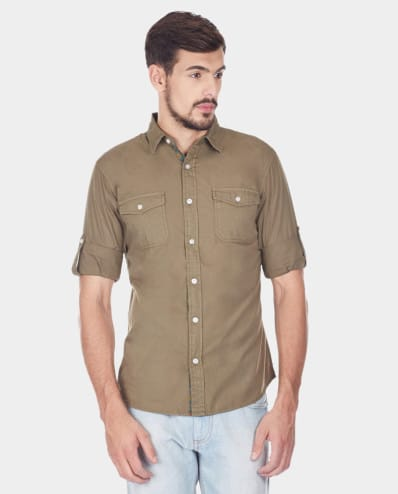 Mens Casual Shirt 1