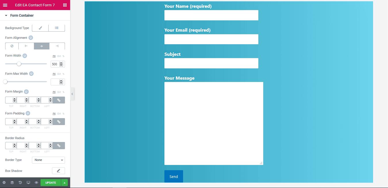 EA Contact Form 7