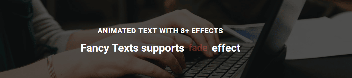Essential-Addons-Elementor-Fancy-Text-Demo