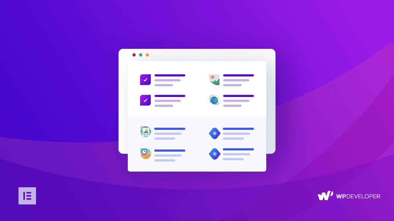 How to Showcase Your Product Feature List Beautifully Using Elementor 8