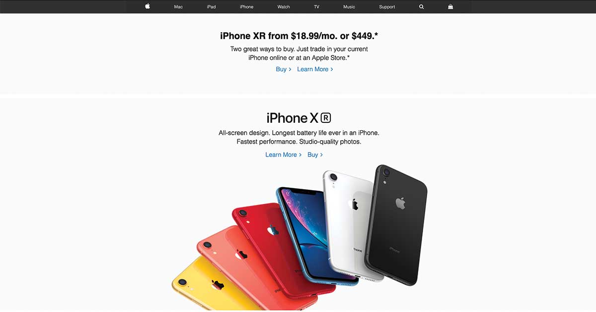 We Recreated Apple.com Home Page With Essential Addons For Elementor! 5