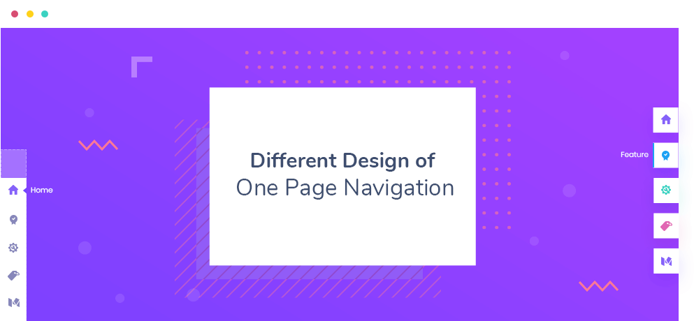 One Page Navigation 80