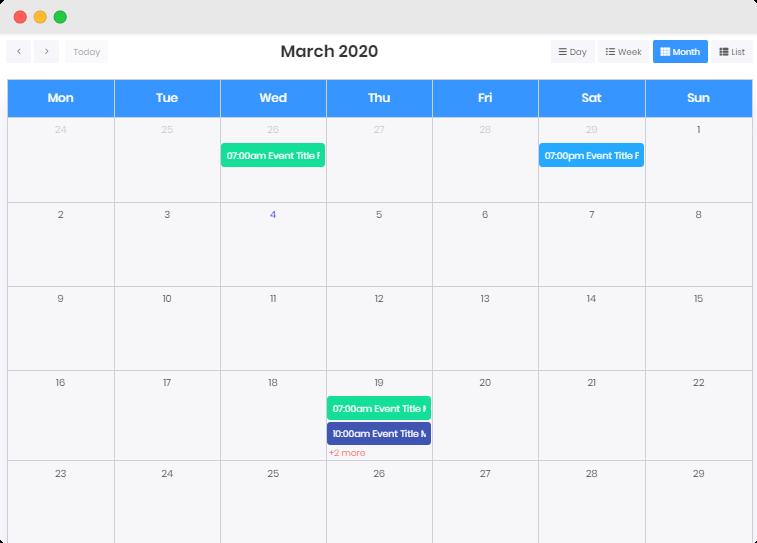 Integrate The Events Calendar WordPress Plugin Using Essential Addons for Elementor 2